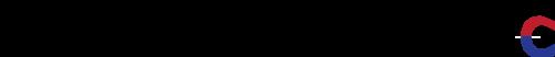 logo van de moderne smid